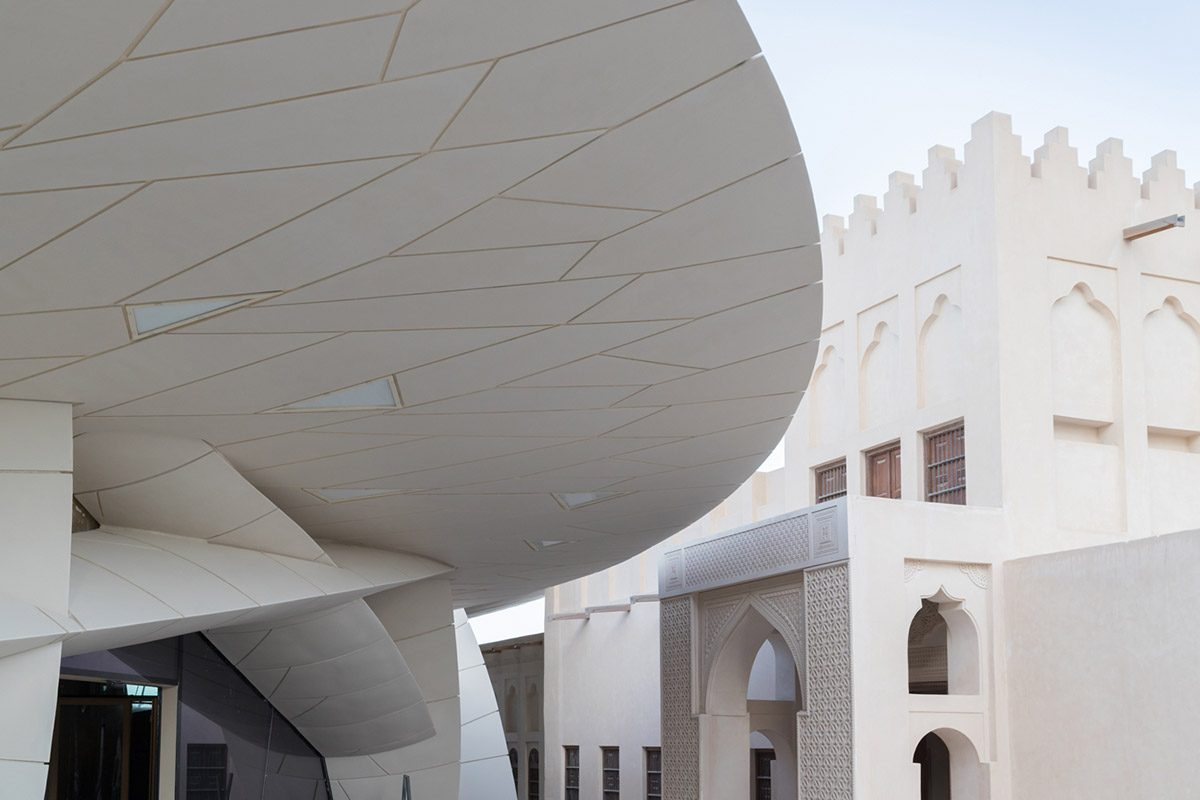 NATIONAL MUSEUM OF QATAR – PRODUCCIONES MULTIMEDIA