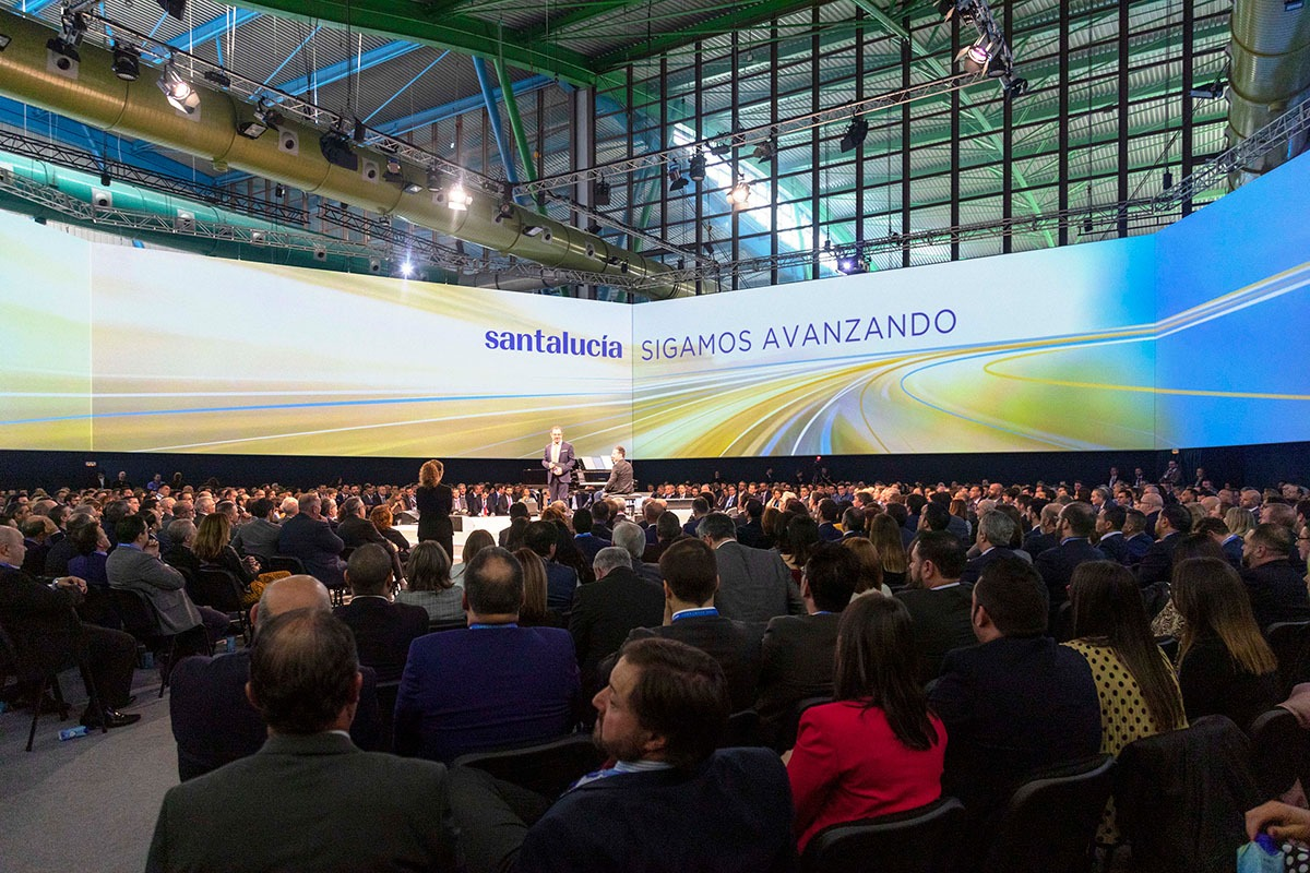 SANTALUCÍA SALES CONVENTION 2020